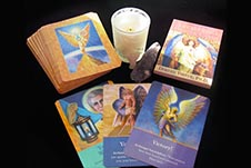 Reiki Paradise Angel Card Reading