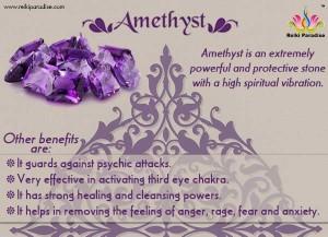 Amethyst Crystal_Reiki Paradise