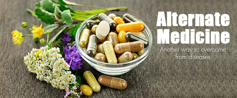 Alternative and Complementary medicines