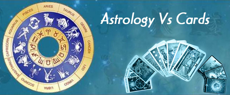 Astrology vs Tarot: The battle of the predictors.