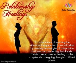 Relationship Healing Reiki Paradise