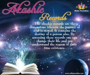 Akashic Records_Reiki Paradise