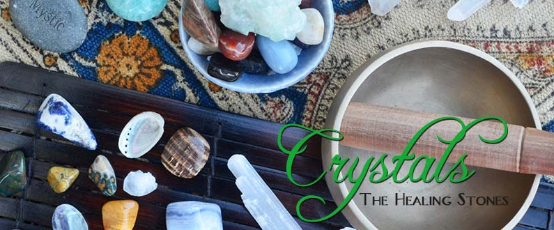 Crystals… To Enhance Vibrational Frequency