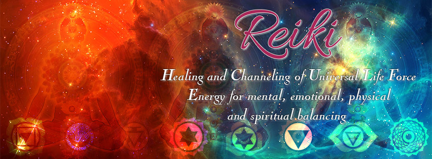 Channelizing the life force energy – Reiki Healing.